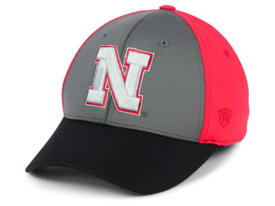 Nebraska Cornhuskers Top of the World NCAA Divison Stretch Cap