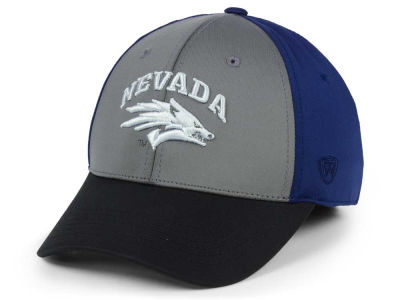 Nevada Wolf Pack Top of the World NCAA Divison Stretch Cap
