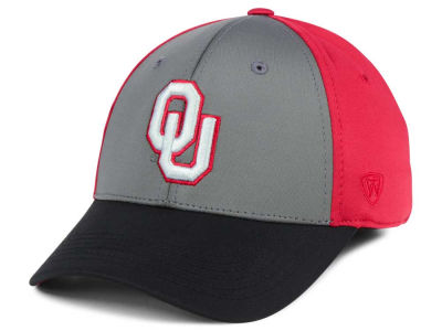Oklahoma Sooners Top of the World NCAA Divison Stretch Cap