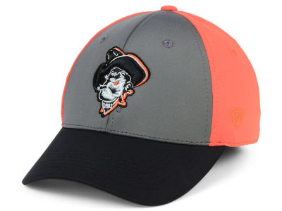 Oklahoma State Cowboys Top of the World NCAA Divison Stretch Cap