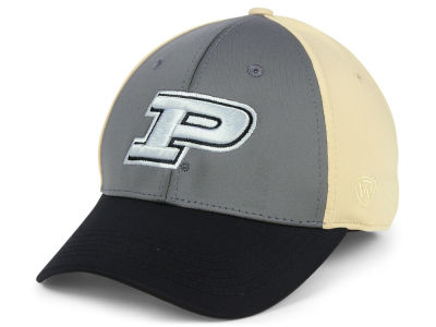 Purdue Boilermakers Top of the World NCAA Divison Stretch Cap