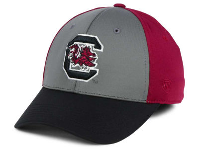 South Carolina Gamecocks Top of the World NCAA Divison Stretch Cap
