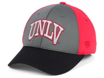 UNLV Runnin Rebels Top of the World NCAA Divison Stretch Cap