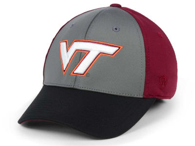 Virginia Tech Hokies Top of the World NCAA Divison Stretch Cap