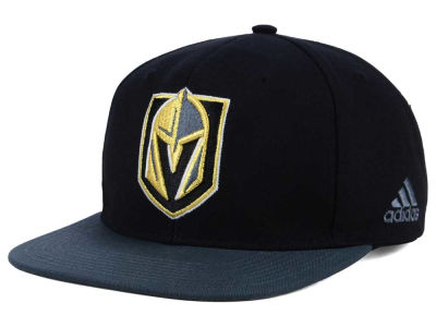 Vegas Golden Knights adidas NHL Core Snapback Cap