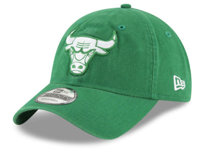 Chicago Bulls New Era 2018 NBA St. Patrick's Day 9TWENTY Cap