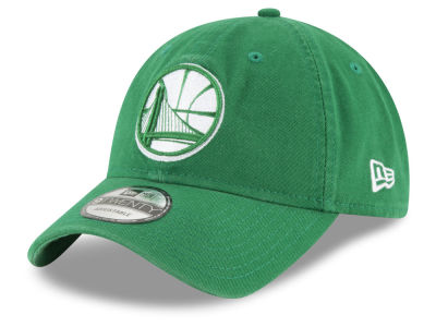Golden State Warriors New Era 2018 NBA St. Patrick's Day 9TWENTY Cap