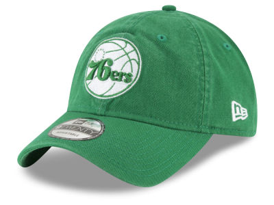 Philadelphia 76ers New Era 2018 NBA St. Patrick's Day 9TWENTY Cap