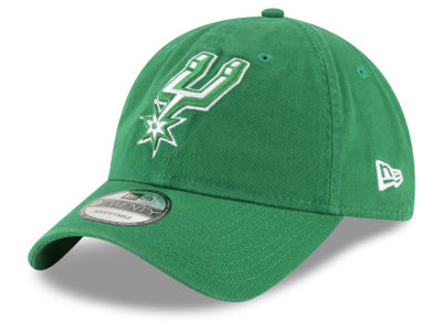 San Antonio Spurs New Era 2018 NBA St. Patrick's Day 9TWENTY Cap