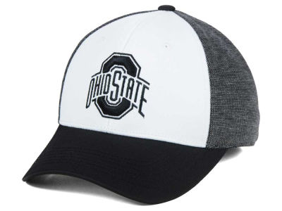 Ohio State Buckeyes Top of the World NCAA Hustle Hard Flex Cap