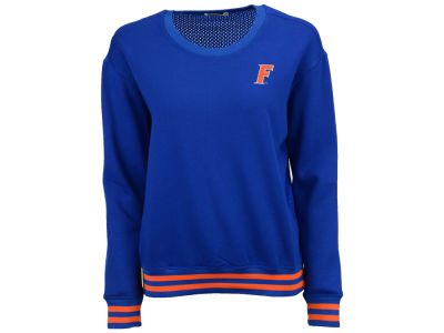Florida Gators NCAA Women's Mesh Back Sweatshirt