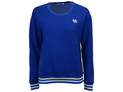 Kentucky Wildcats nuyu NCAA Women's Mesh Back Sweatshirt