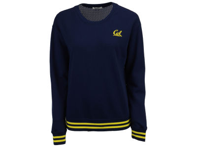 California Golden Bears nuyu NCAA Women's Mesh Back Sweatshirt