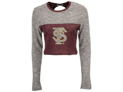 Florida State Seminoles nuyu NCAA Women's Terry Crop Top