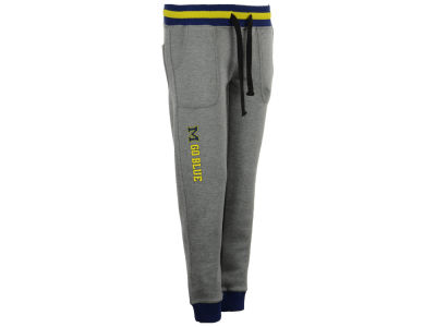 Michigan Wolverines nuyu NCAA Women's Drop Waist Jogger