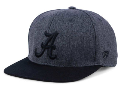Alabama Crimson Tide Top of the World NCAA Dim Snapback Cap
