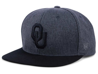 Oklahoma Sooners Top of the World NCAA Dim Snapback Cap