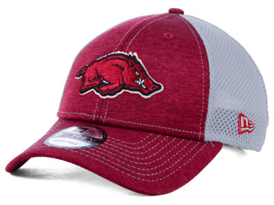 Arkansas Razorbacks New Era NCAA Shadow Turn 9FORTY Cap