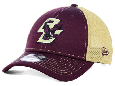 Boston College Eagles New Era NCAA Shadow Turn 9FORTY Cap