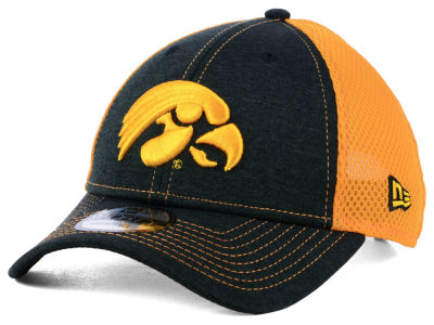 Iowa Hawkeyes New Era NCAA Shadow Turn 9FORTY Cap