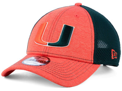 Miami Hurricanes New Era NCAA Shadow Turn 9FORTY Cap