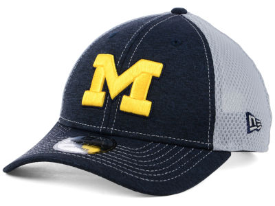 Michigan Wolverines New Era NCAA Shadow Turn 9FORTY Cap