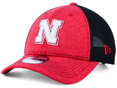 Nebraska Cornhuskers New Era NCAA Shadow Turn 9FORTY Cap