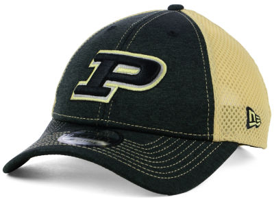 Purdue Boilermakers New Era NCAA Shadow Turn 9FORTY Cap