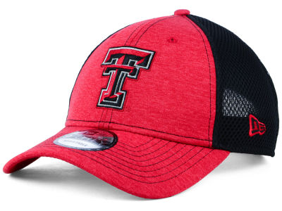 Texas Tech Red Raiders New Era NCAA Shadow Turn 9FORTY Cap