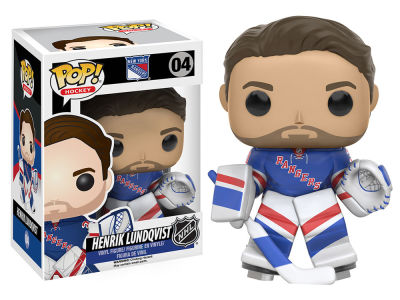 New York Rangers Henrik Lundqvist Funko POP! Vinyl Figure Wave 1