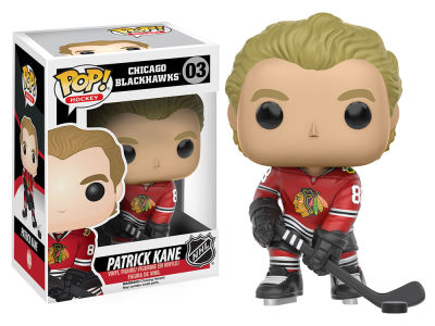 Chicago Blackhawks Patrick Kane Funko POP! Vinyl Figure Wave 1