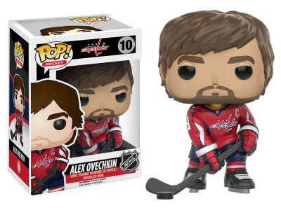 Washington Capitals Alexander Ovechkin Funko POP! Vinyl Figure Wave 1
