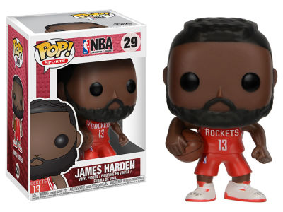 Houston Rockets James Harden POP! Vinyl Figure Wave 1