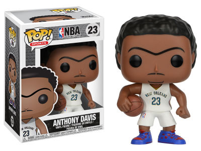New Orleans Hornets Anthony Davis Funko POP! Vinyl Figure Wave 1