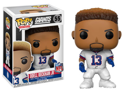 New York Giants Odell Beckham Jr. POP! Vinyl Figure Wave 4