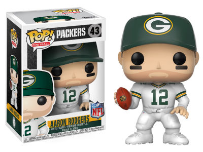 Green Bay Packers Aaron Rodgers POP! Vinyl Figure Wave 4