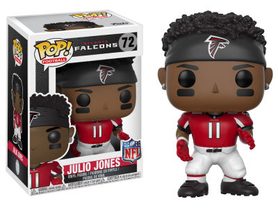 Atlanta Falcons Julio Jones POP! Vinyl Figure Wave 4
