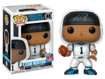 Carolina Panthers Cam Newton POP! Vinyl Figure Wave 4