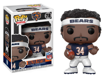 Chicago Bears Walter Payton Funko POP! Vinyl Figure Wave 1