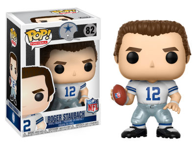 Dallas Cowboys Roger Staubach POP! Vinyl Figure Wave 1