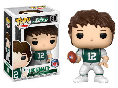 New York Jets Joe Namath Funko POP! Vinyl Figure Wave 1