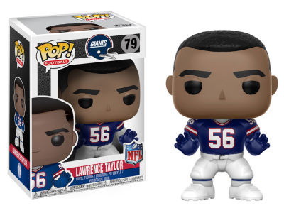 New York Giants Lawrence Taylor Funko POP! Vinyl Figure Wave 1