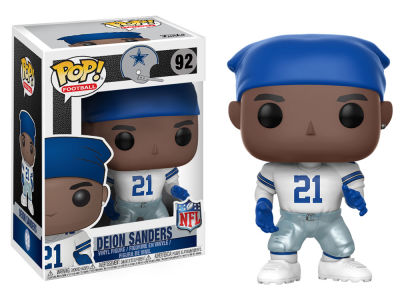 Dallas Cowboys Deion Sanders POP! Vinyl Figure Wave 1