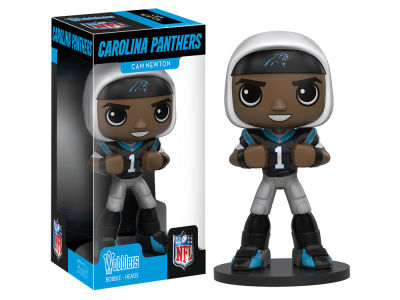 Carolina Panthers Cam Newton Funko Wobbler Figure Wave 1 Toy