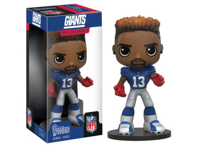 New York Giants Odell Beckham Jr. Funko Wobbler Figure Wave 1 Toy