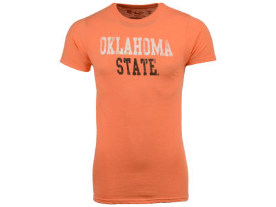 Oklahoma State Cowboys Retro Brand NCAA Men's Chalk Talk Dual Blend T-Shirt
