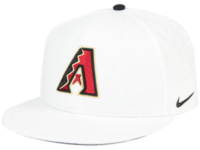 Arizona Diamondbacks Nike MLB White Ripstop Snapback Cap