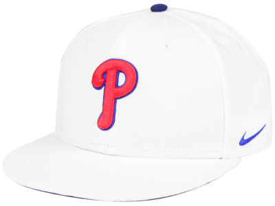 13dd12333bf ... Pro Sport Specialties Snapback Cap.  32.00. Philadelphia Phillies Nike  MLB White Ripstop Snapback Cap