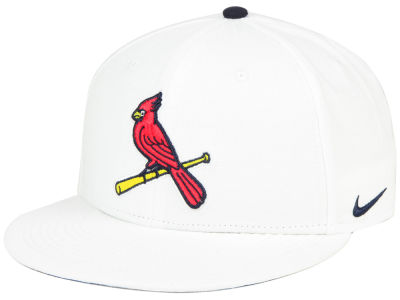 St. Louis Cardinals Nike MLB White Ripstop Snapback Cap