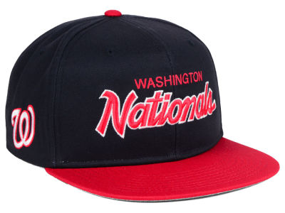 Washington Nationals Nike MLB Pro Sport Specialties Snapback Cap
